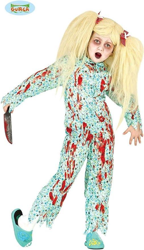 Disfraz de niña Poseída para Halloween en varias tallas: Amazon.es ...