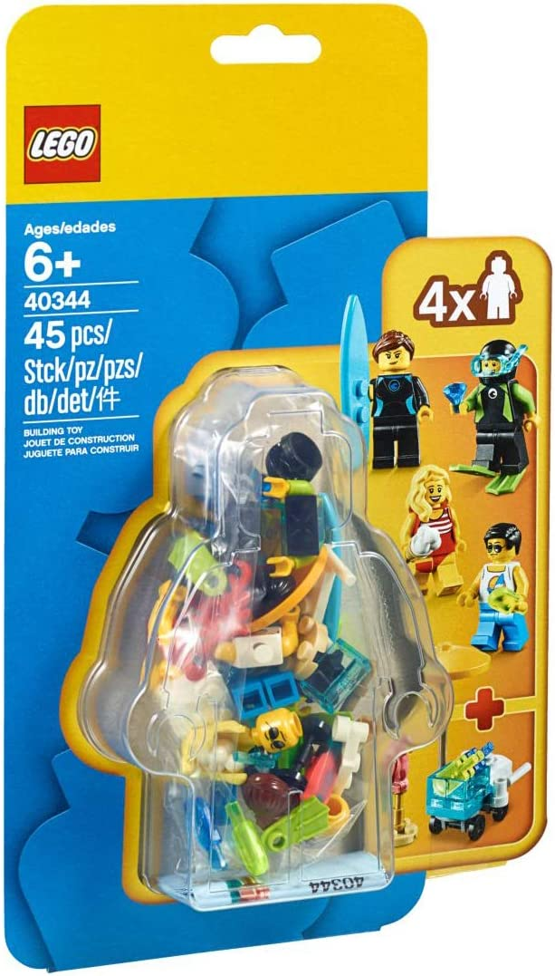 LEGO Summer Celebration Minifigure Pack
