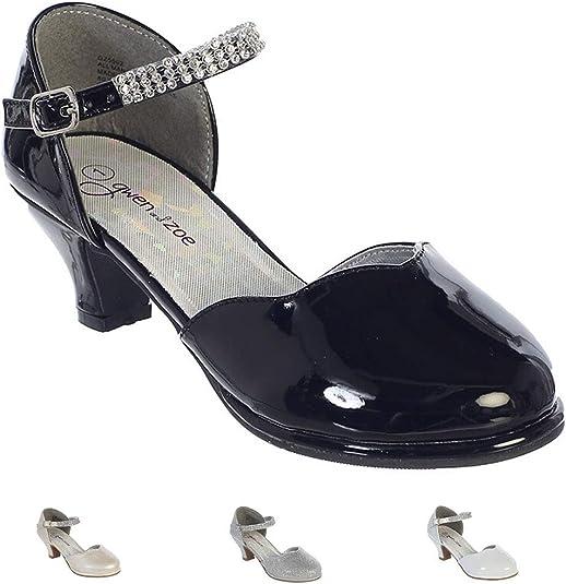 Amazon.com: Gwen \u0026 Zoe Girl Dress Shoes