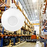 ENERLITES High Bay Ceiling Motion Sensor, Passive