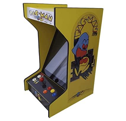 Cool Pac Man Tabletop Upright Arcade Machine Up To 412 Games Included Download Free Architecture Designs Itiscsunscenecom