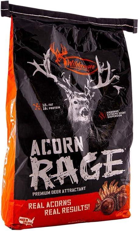 Wildgame Innovations Acorn Rage 15-Pound Bag