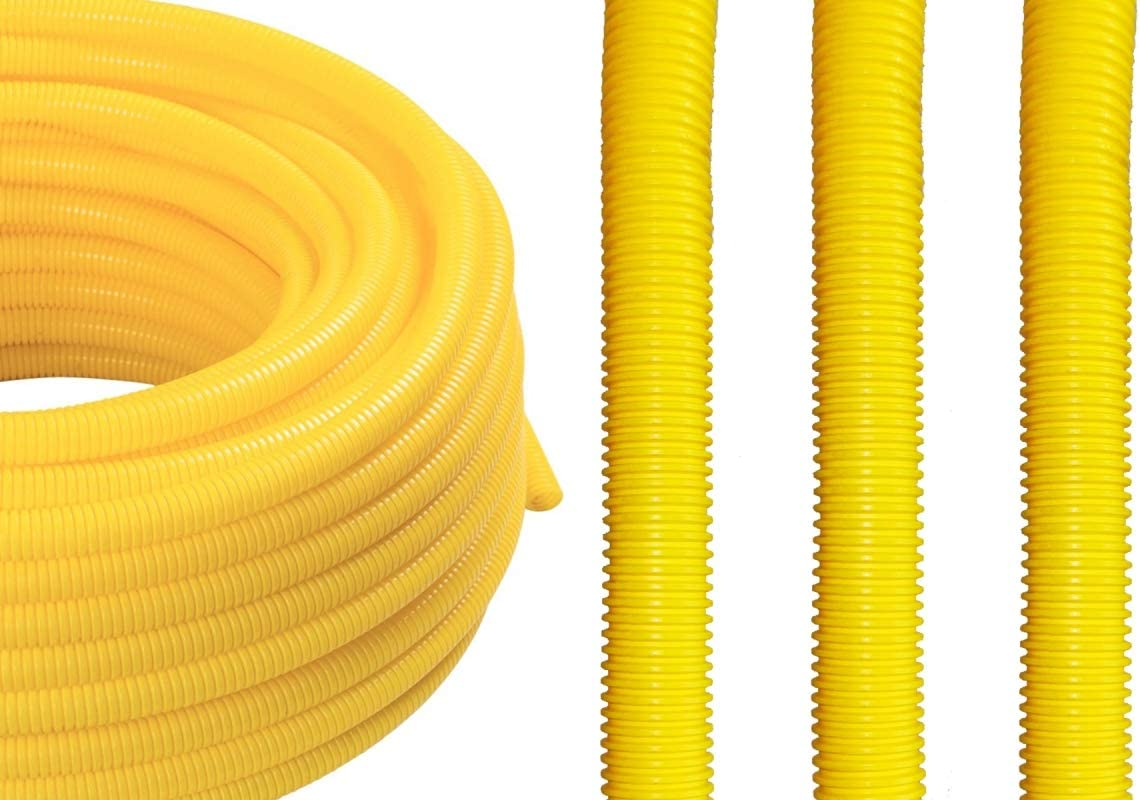 Kopex Conduit RS-Series - Tubo flexible (polipropileno, 32 mm)