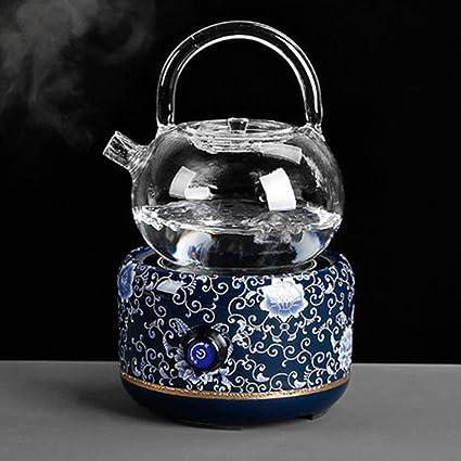 AA-SS Tetera de cerámica Tetera eléctrica de cerámica Estufa de cerámica eléctrica Estufa de