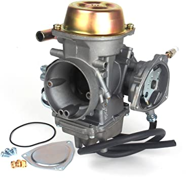 Homyl Motorcycle Carburetor Carb For Yamaha Grizzly 600 YFM660 1998 1999 2000 2001