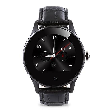 DIGGRO K88H - Smartwatch Pulsera Inteligente para Móvil Android iOS (Ritmo Cardíaco, Monitor del Sueño, Podómetro Calorías, Recordatorio de la ...
