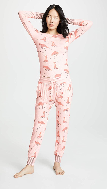 a5c3ca119ebf Honeydew Intimates Women s Campfire Cutie PJ Set at Amazon Women s Clothing  store