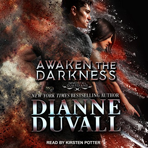 Awaken the Darkness: Immortal Guardians Series, Book 8