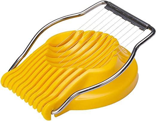 Kitchen Utensils & Gadgets Manual Stainless Steel Egg Slicer,Egg ...