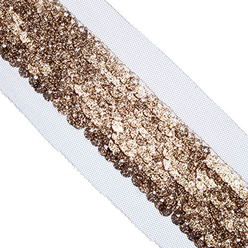(Polyester Woven Edging Trim - No Stretch - 2 1/2