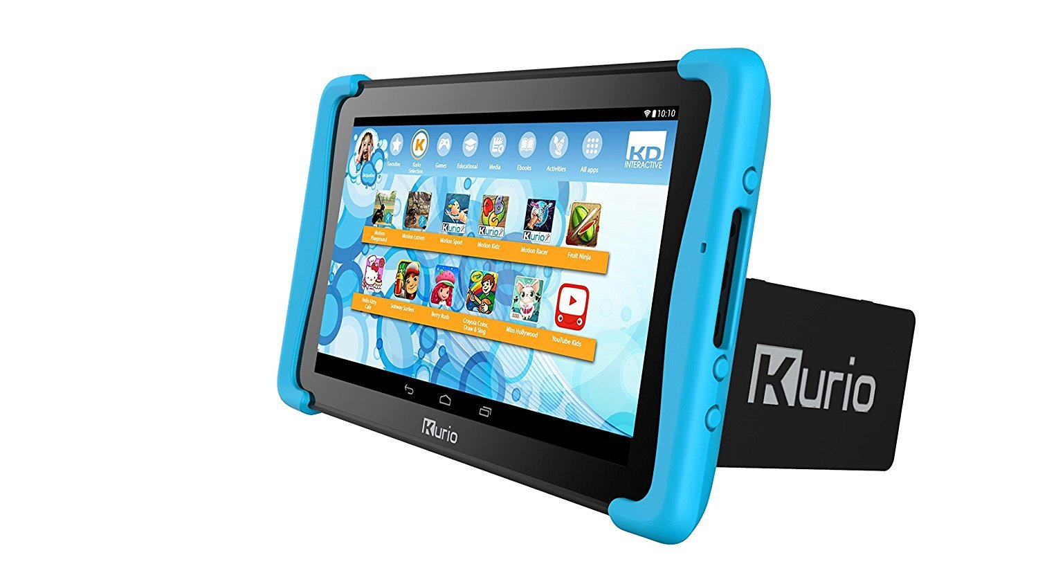 Kurio Xtreme 2 Tablet: 7'' Touch Screen, Quad Core, 16GB Storage, Android 5.0 Lollipop (Certified Refurbished) by Kurio