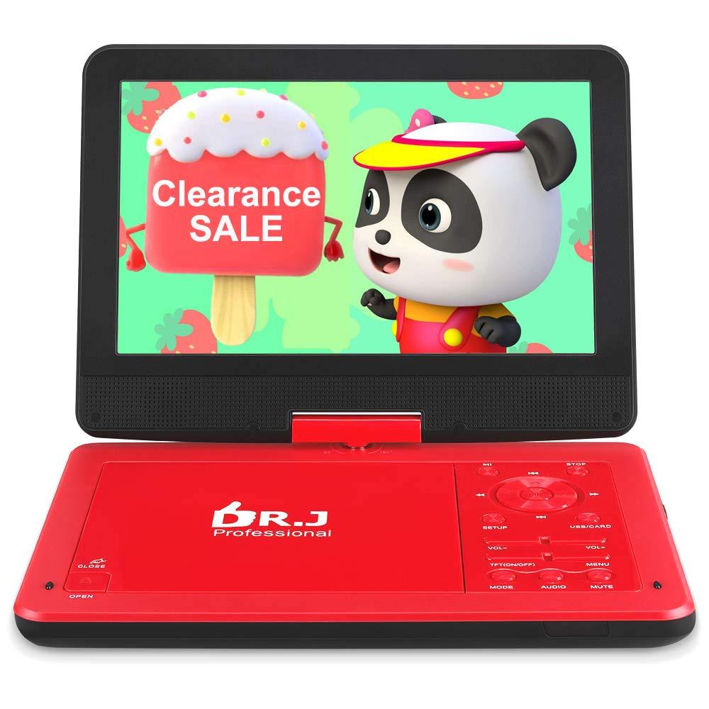 "Clearance Sale 12.5"" Portable Car Video DVD"