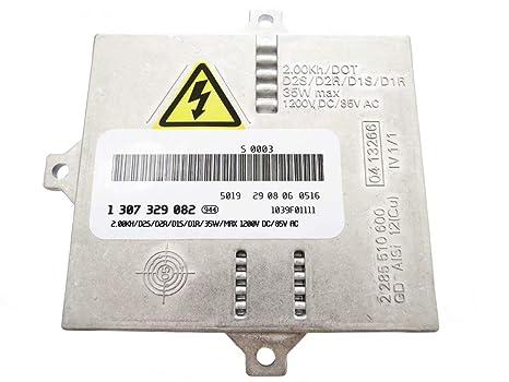 Amazon com: Xenon HID Headlight Ballast Module 1307329088