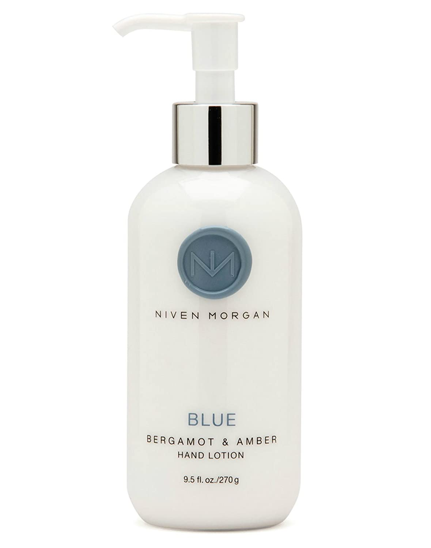 Niven Morgan Blue Hand Lotion