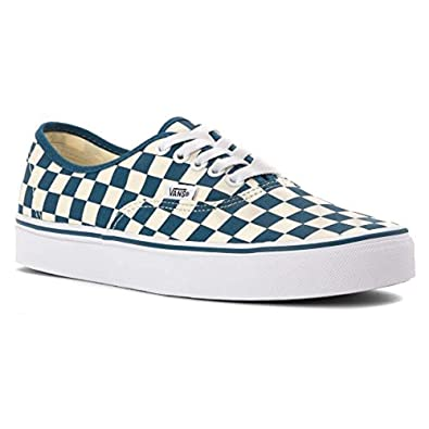 vans authentic checkboard