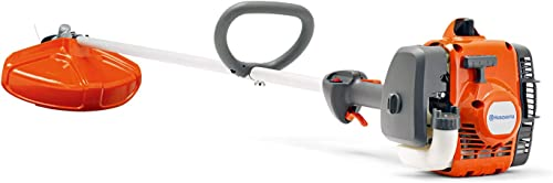 Husqvarna 129L 17 Cutting Path Gas String Trimmer,Orange