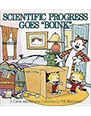 Scientific Progress Goes Boink: A Calvin and Hobbes Collection (Volume 9)