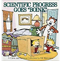 Scientific Progress Goes Boink: A Calvin and Hobbes Collection: 9