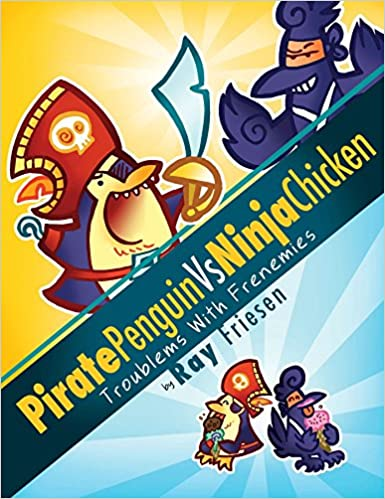 Pirate Penguin vs Ninja Chicken Volume 1: Troublems With ...