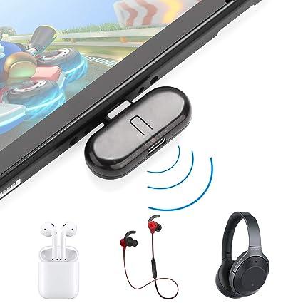 bce69dbbc5e Amazon.com: TRYER Nintendo Switch USB Type-C Bluetooth Audio Transmitter:  Electronics
