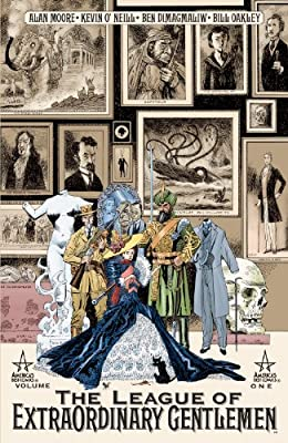 The League of Extraordinary Gentlemen 1
