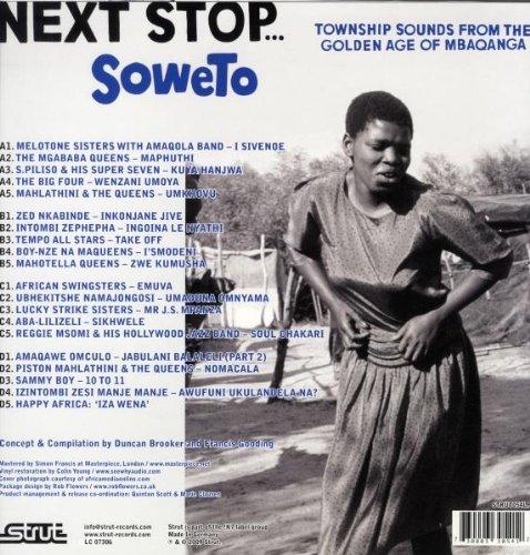 Next Stop Soweto [Vinyl]