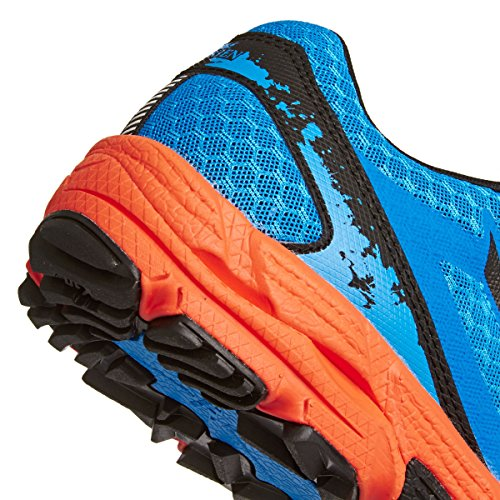 Mizuno Wave Kien Trail Laufschuhe - AW14 blau/orange