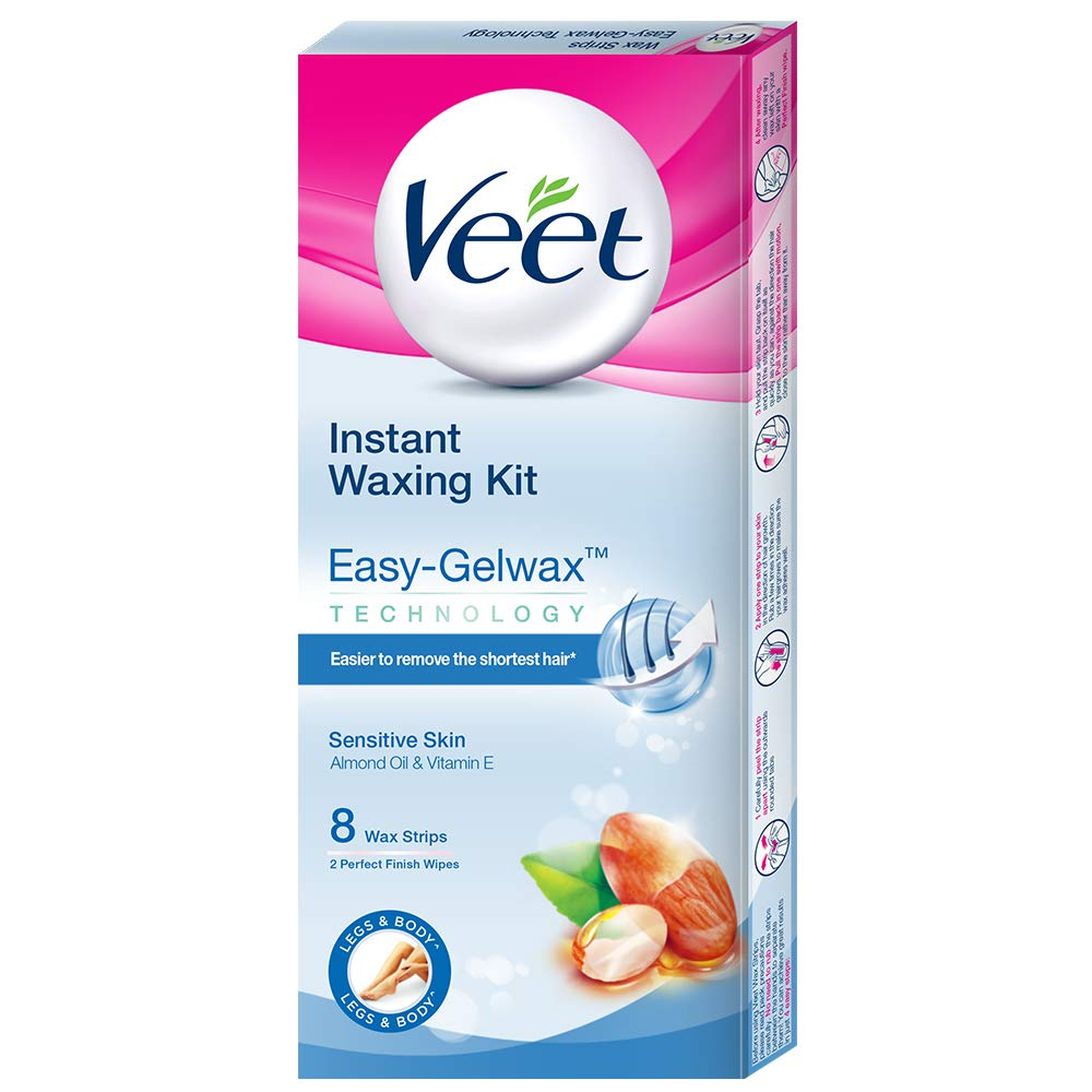 Veet Full Body Waxing Kit