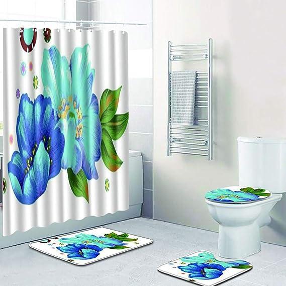 Amazon.com: Charmsamx - Juego de 4 piezas de decoración de ...