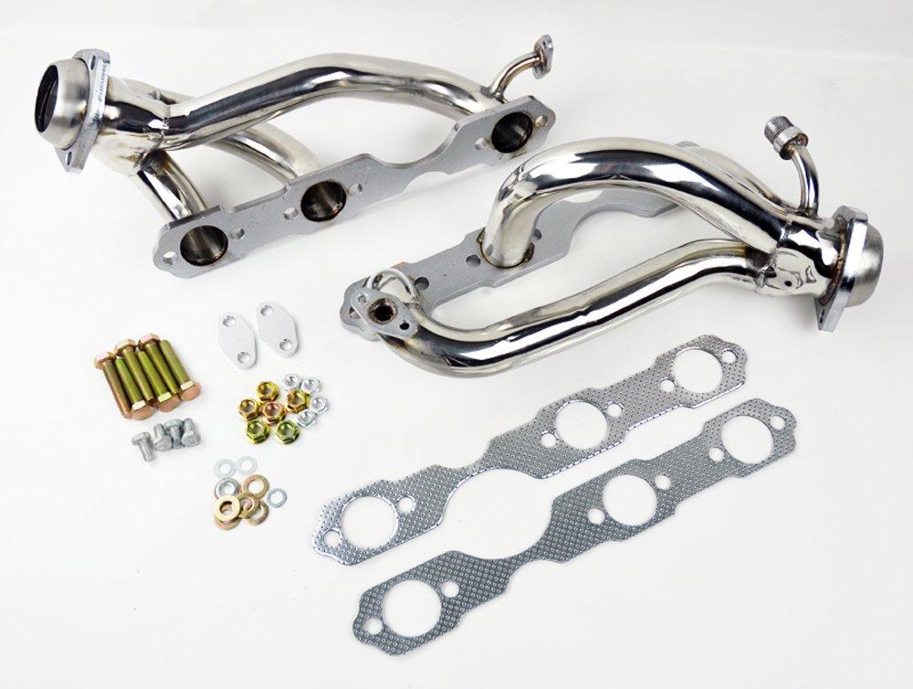 Chevy S10 GMC Sonoma Blazer 96-01 4.3L 4WD Performance Exhaust Headers Manifolds