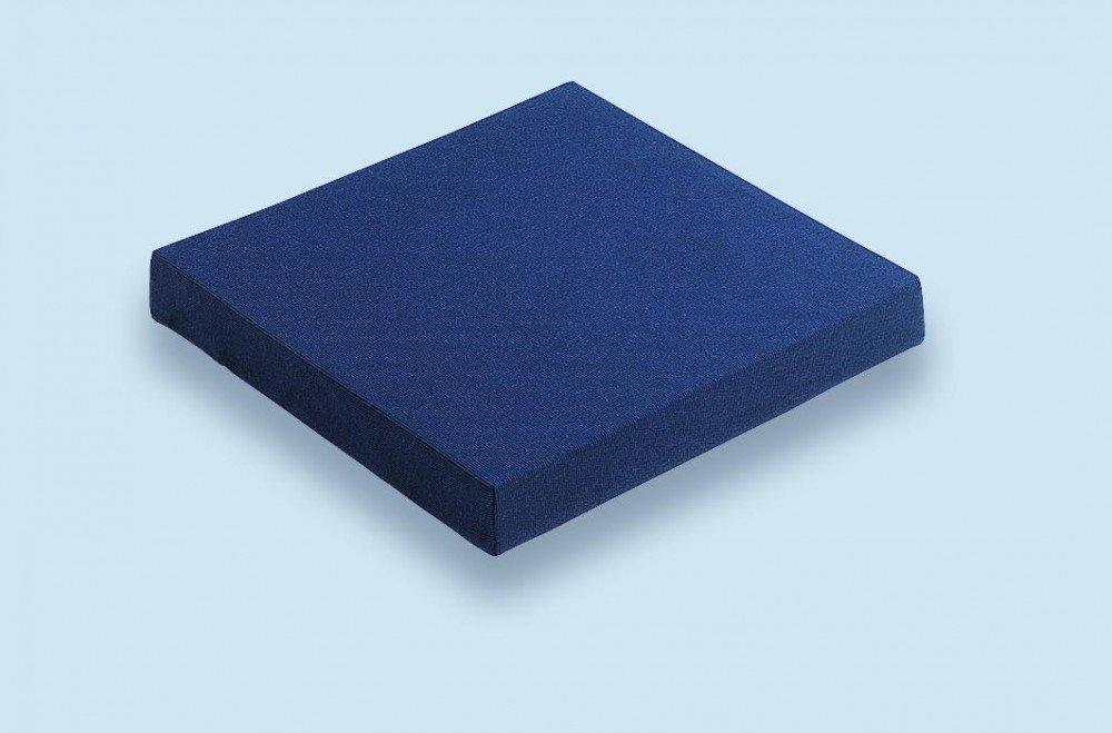 Tempur silla de ruedas cojín 43 x 5 cm PU Colour azul oscuro ...