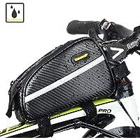 Sodee Bike Bag Top Tube Bag Front Tube Frame Bag Double...