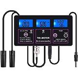 // TEMP Multiparameter Water Quality Tester O6C1 pH EC CF TDS RH PPM