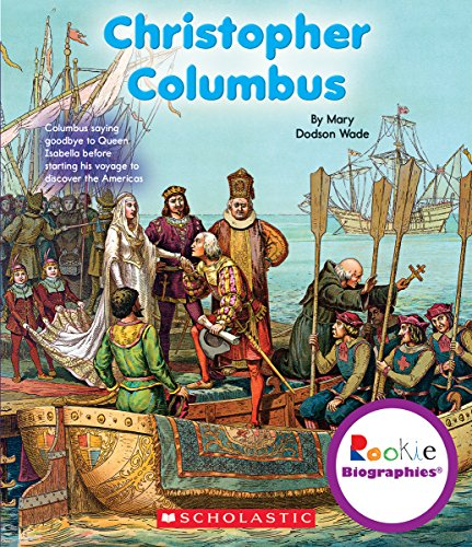 Christopher Columbus (Rookie Biographies)
