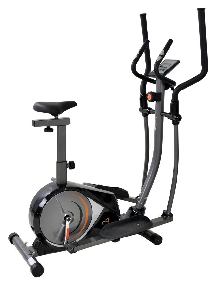 V-Fit MMCE-1 Manual Magnetic 2-in1 Cycle-Cross Trainer: Amazon.co.uk:  Sports & Outdoors