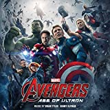 Avengers: Age Of Ultron by Avengers: Age Ultron / O.S.T. (2015-05-04)