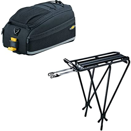 Amazon.com: Topeak MTX - Bolsa para maletero de bicicleta ...