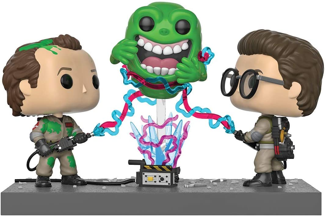 Pop! Ghostbusters - Figura de Vinilo Movie Moment Banquet Room