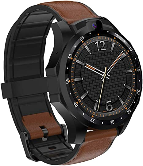 Amazon.com: V9 4G Smart Watch Phone 32GB GPS Android 7.1 SIM ...