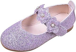 Bébé Filles Bowknot Sandales Paillettes Sneaker Toddler Enfants Casual Chaussures Simples Chaussures de Danse Chaussures de Princesse Anime de Dessin animé Ballet bébé fille garçon garder au chaud