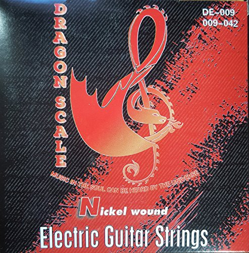 Dragon Scale Guitar Strings- Nickel wound electric for sale  Delivered anywhere in Canada