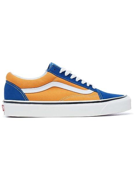 scarpe vans old skool gialle