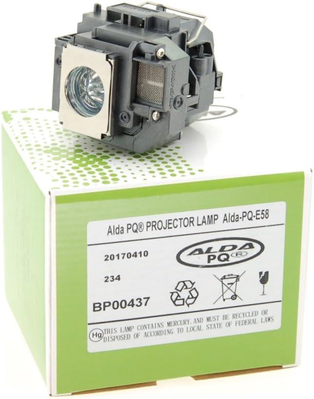 Lampe de projecteur pour EPSON EH-TW2900 Projecteurs Alda PQ-Premium Lampe avec bo/îtier