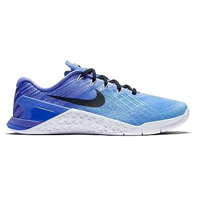 Nike Womens Metcon 3 Fade Size 6 StillBlue/BLK