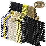 30 Piece Great Value Multi use Paint Brush,Paint Brushes,Paint Brushes Set,Paintbrush,Home Repair Tools,multitools,Tools