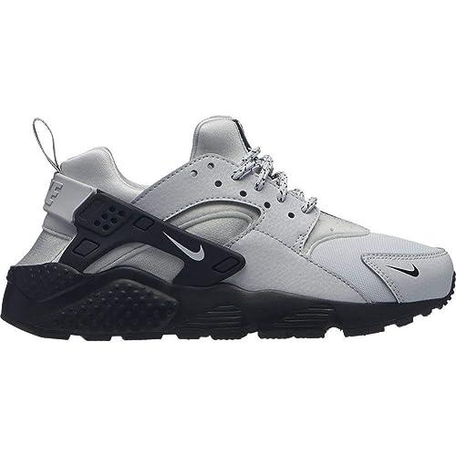 Nike Huarache Run Se (GS), Zapatillas de Gimnasia para Niños, Dorado (