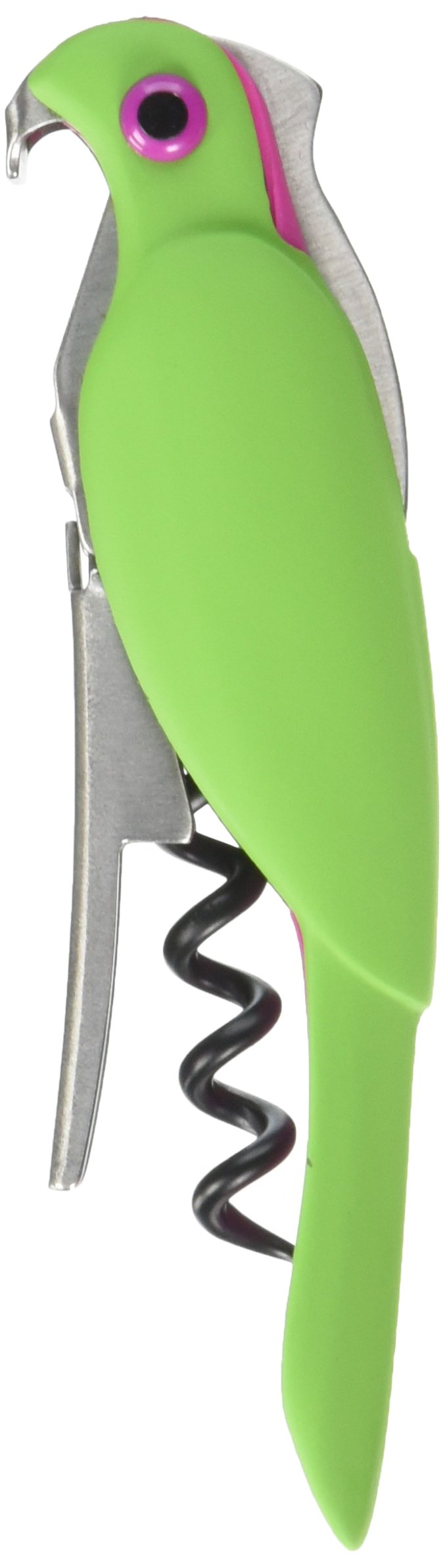 TrueZoo Corkatoo Double Hinged Corkscrews in Assorted Colors by