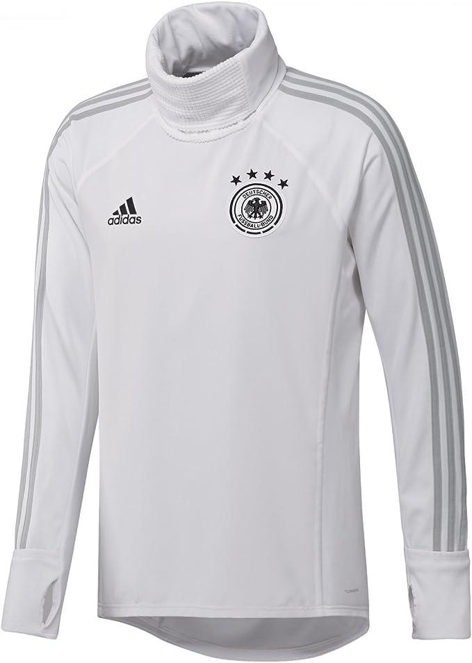 adidas Selección Alemana de Fútbol Sudadera, Hombre: Amazon.es: Ropa y accesorios