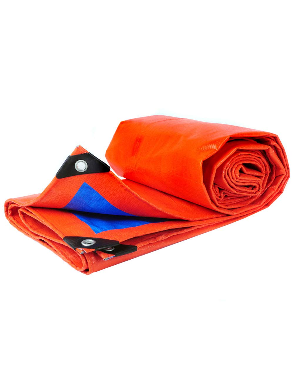 Fonly Blau Orange Verdicken Plane Heavy Duty wasserdicht Tarp Zelt Camping Schatten Tarp