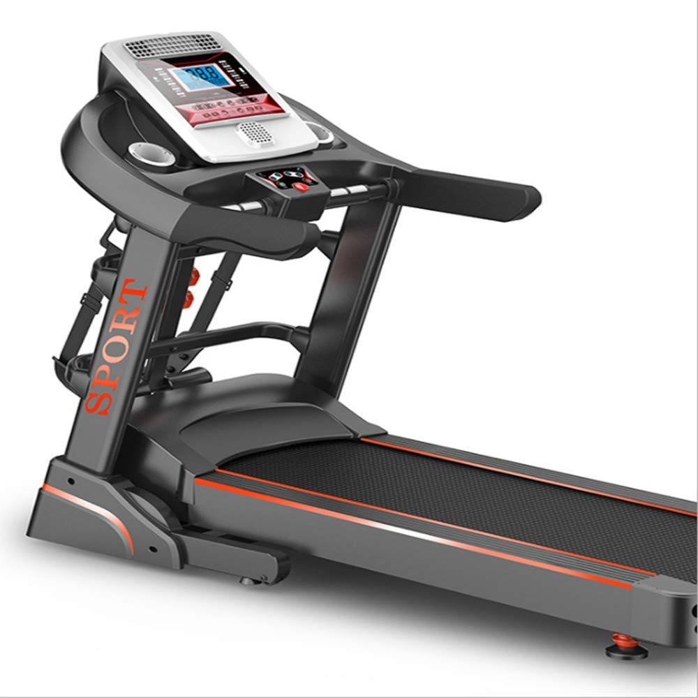 MultiFunctional Treadmill, Electric Smart Fitness Equipment, Home Running Weight Loss Exercise